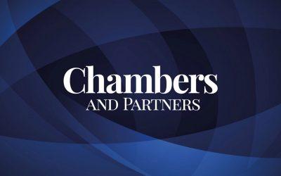 Chambers & Partners Ranks 2021's Top ALSPs